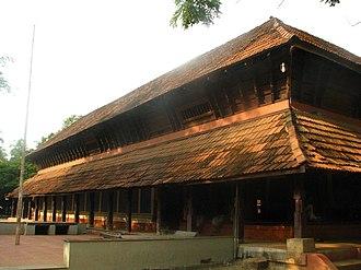 Punnathurkotta - Punathur Palace