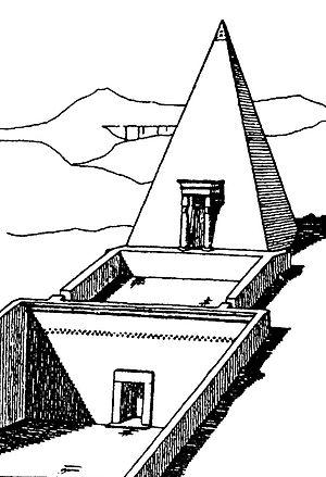 Deir el-Medina - A worker's tomb