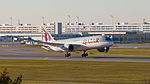 Qatar Airways Boeing 787-8 Dreamliner A7-BCM MUC 2015 01.jpg
