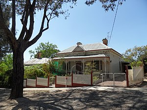 Quarry Hill, Victoria - Image: Quarry Hill Cottage
