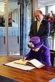 Queen Elizabeth II marks IMO Anniversary - 2018 (03).jpg