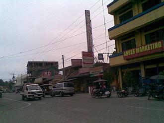Malita, Davao Occidental - Quezon Street