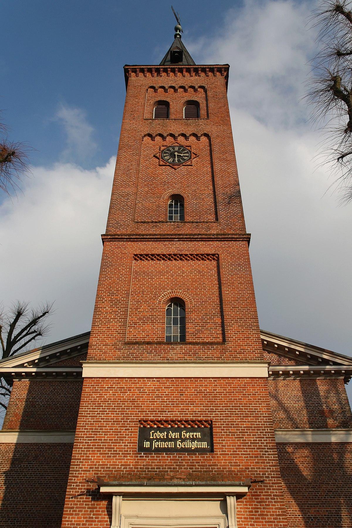 Marienkirche Quickborn