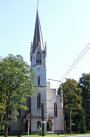 Rüdersdorf - Protestant church