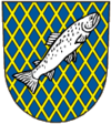 Coat of arms of Ryžoviště