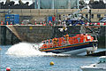 RNLB Sir William Hillary launched on service.jpg