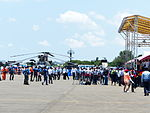 ROCAF Officers and Thundertiger Pilots on Apron after Memorial Photography 20130810.jpg