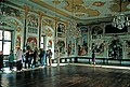 ROZMBERK CASTLE - MASQUERADE ROOM. CESKY KRUMLOV, CZECH REPUBLIC.jpg