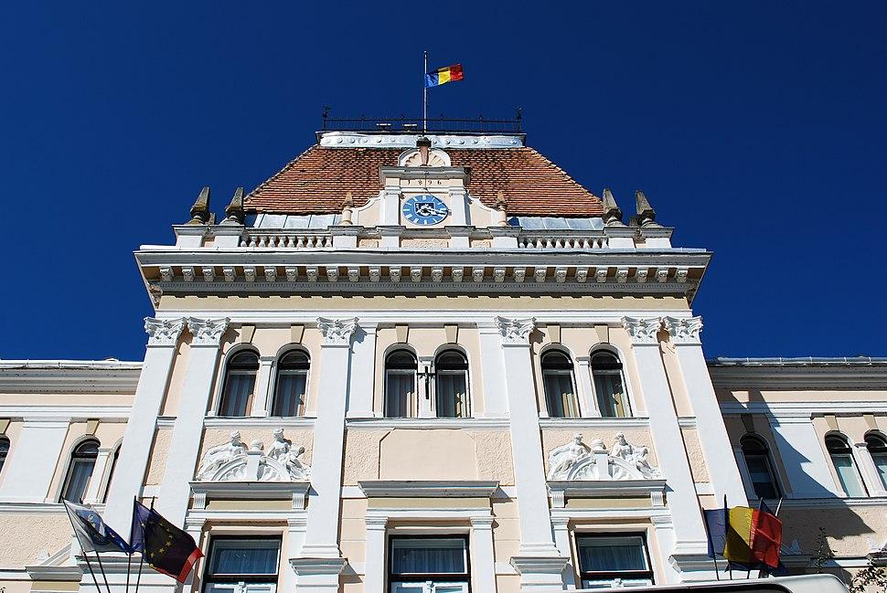RO HR Odorhei Secuiesc city hall 1