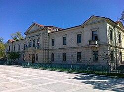 RO TL Sulina Danube Comission palace.jpg