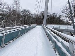 Rabeninselbrücke in Halle
