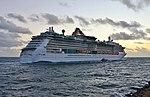 Radiance of the Seas, Fremantle, 2015 (08).JPG