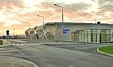 Radom airport terminal