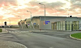 Image illustrative de l'article Aéroport de Varsovie-Radom