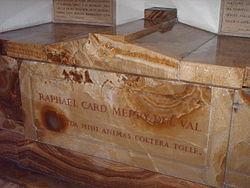 Rafael Merry del Val tomb
