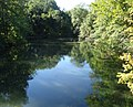 Rahway River in Cranford NJ from footbridge.jpg