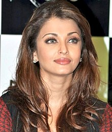 Aishwarya rai`s photo on wikipedia