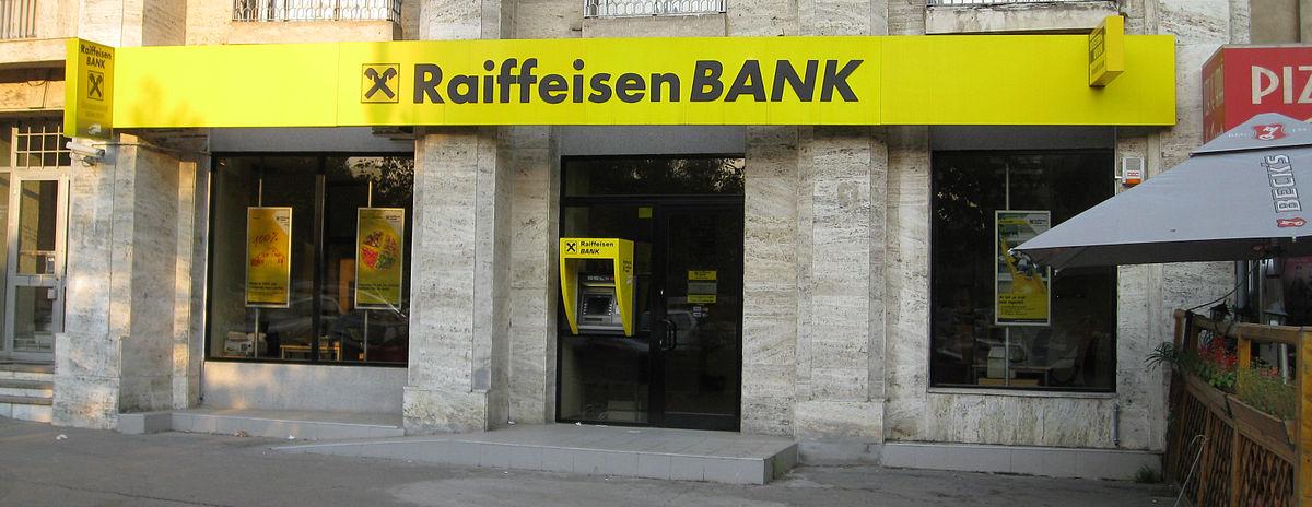 S ae Raiffeisen banka