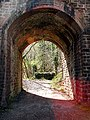 Railway arch through into Leigh Woods - geograph.org.uk - 395744.jpg