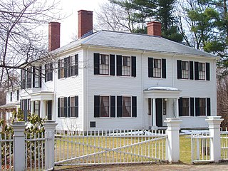 Ralph Waldo Emerson House United States historic place