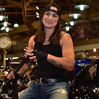 Raquel Pennington American MMA fighter