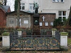 Christian Daniel Rauch - Rauch's grave in Berlin