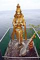Ravana statue, Koneswaram temple.JPG