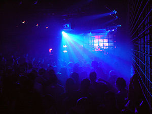 Club drug - Some club drug users take the drugs because they believe that the substances' effects enhance the experience of rave and electronic dance music clubs' pulsating lights, brightly colored projected images and massive sound systems with heavy basslines.