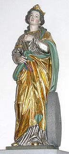 Christina of Bolsena Christian martyr