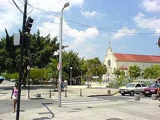 Realengo - Praça de Padre Miguel (Father Michael Square) in Realengo.