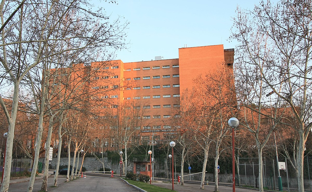 Technical university of madrid wikidata for Universidad de madrid