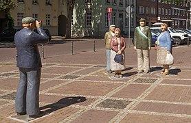 Rees, sculpturen voor het Bürgerhaus IMG 5520versie2 2020-05-21 11.37.jpg