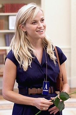 Reese Witherspoon vuonna 2009.