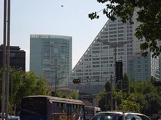 Reforma 222 - Towers 1 and 3, Reforma 222