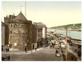 Reginald Tower and Quay, Waterford. County Waterford, Ireland-LCCN2002717443.tif