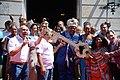 Rei Momo recebe chave da cidade e abre carnaval no Rio.jpg