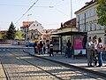 Reko TT Malostranské náměstí, Malostranská, zastávka dc.jpg