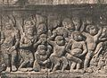 Relief on Prambanan - Monkey troops preparing for assault, Pentas Ramajana, p33.jpg