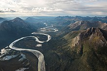 Remote river in Gates of the Arctic (16524035298).jpg