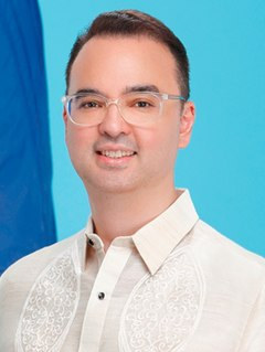 Alan Peter Cayetano Filipino politician and diplomat