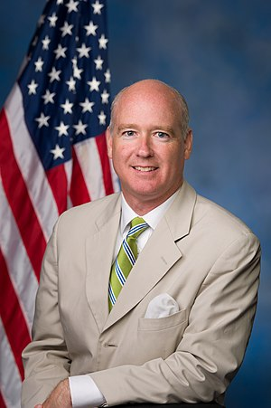 Alabama's congressional districts - Image: Rep. Robert B. Aderholt