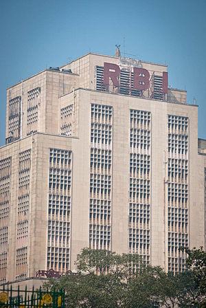 Netaji Subhas Road, Kolkata - Reserve Bank of India Building on Netaji Subhas Road, Kolkata