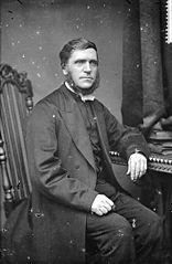 Revd Griffith Williams, Talsarnau (1824-81)