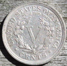 Reverse of 1910 Liberty Head nickel.jpg