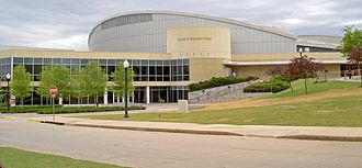 Tulsa Golden Hurricane men's basketball - The Reynolds Center