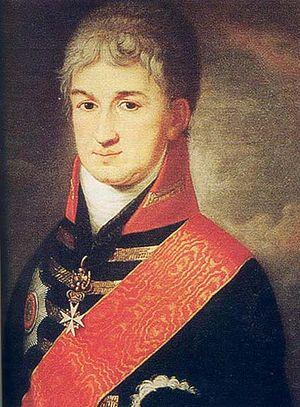 Nikolai Rezanov - Rezanov's portrait from the State Historical Museum