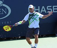Ricardas Berankis at the 2010 US Open 01.jpg
