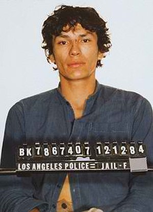 Richard Ramirez - Image: Richard Ramirez 1984 mug shot
