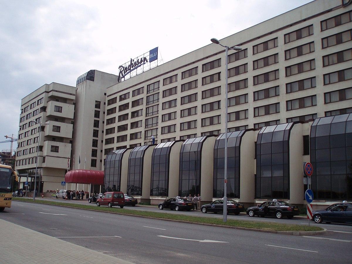 Radisson blu daugava hotel wikipedia for Radisson hotel