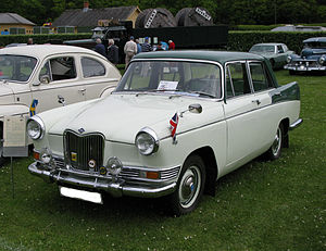 Riley 4 - Riley 4 / Sixty Eight sports saloon